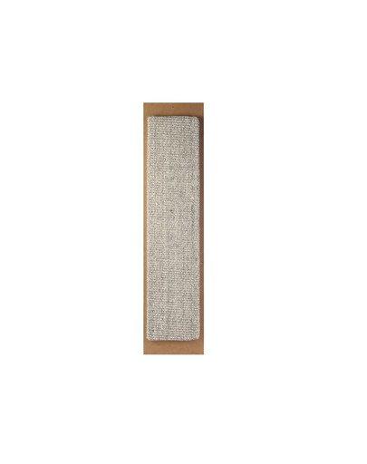 Drapak z sizalu deska szary 17 × 70 cm