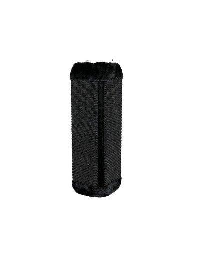 Drapak narożny 32 x 60 cm czarny