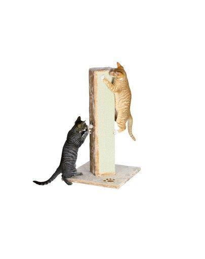 """Drapak dla kota """"Soria"""" 45 x 80 x 45 cm beżowy"""