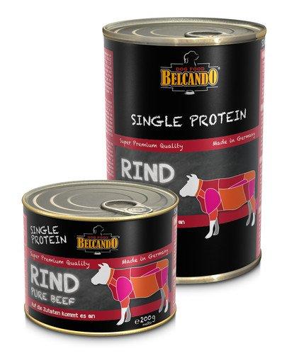 Single Protein Wołowina 400 g mokra karma dla psa