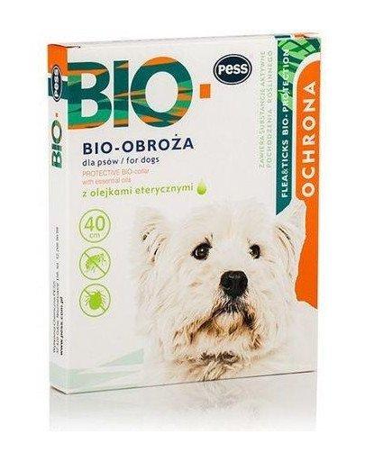PESS Obroża biologiczna 40cm pies
