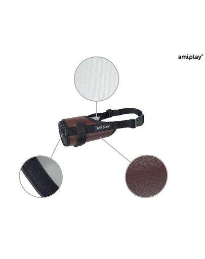 Kaganiec nr 5 Rotweiller brązowy