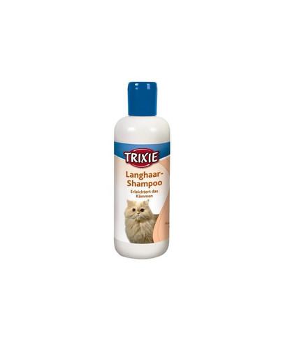 Szampon dla kotów długowłosów. 250 ml