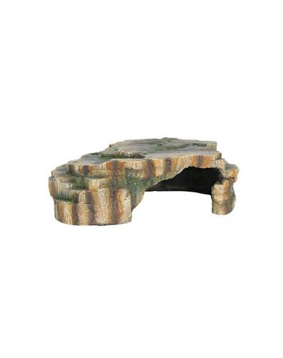 Domek dla gadów - jaskinia 30 x 10 x 25 cm