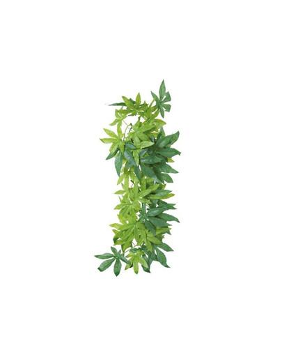 Roślina wiszaca z jedwabiu