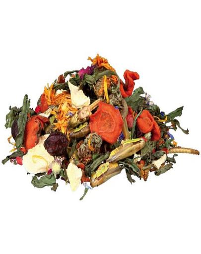 Mix naturalnego pożywienia dla Agamy brodatej 100 g