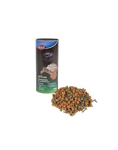 Karma dla żółwi lądowych pelety 150 g / 250 ml