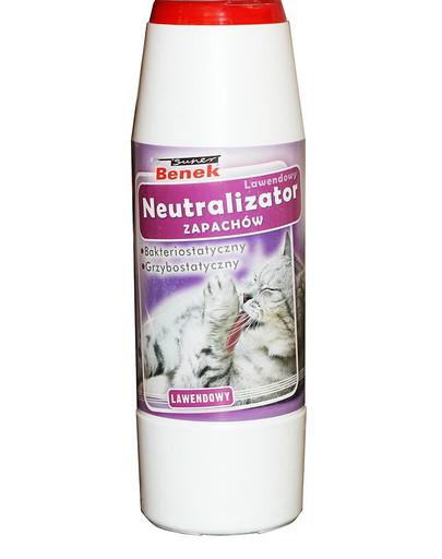 Neutralizator zapachów lawenda 500 g
