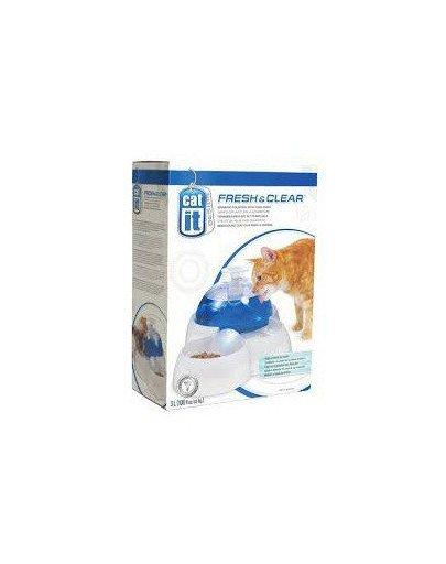 Fontanna 3l + miska dla kota