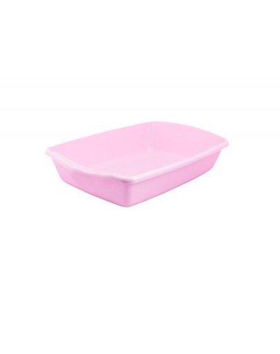 Pi kuweta cleo 52.5x38x14cm sweet różowa