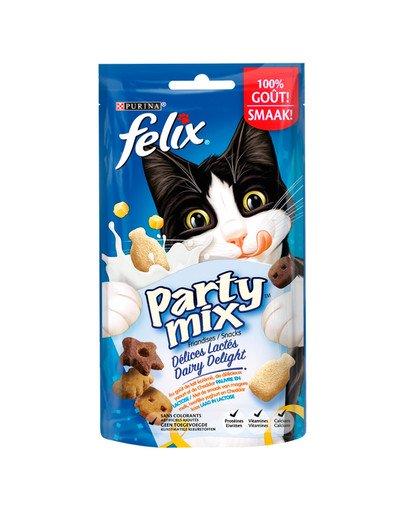Party Mix Dairy Delight 8x60g przysmaki dla kota