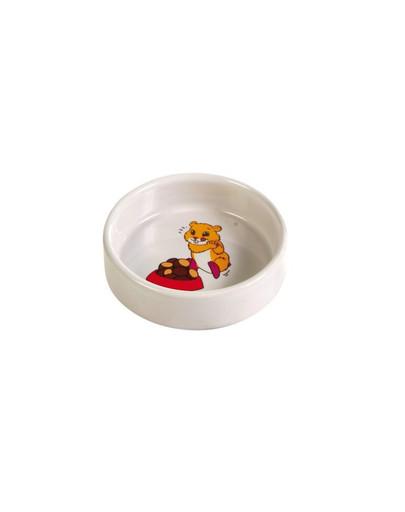 Miska ceramiczna dla chomika 100 ml