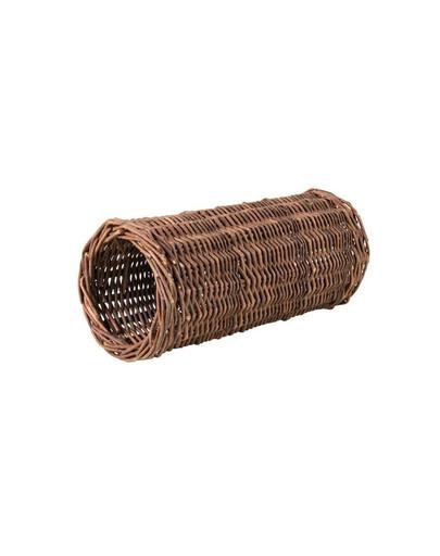 Tunel wiklinowy dla chomika 10 x 25 cm