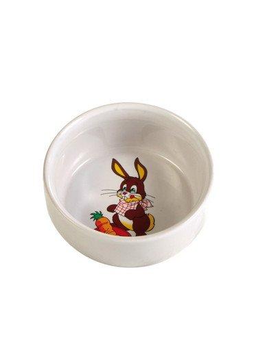Miska ceramiczna dla królika 250 ml