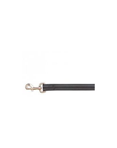 Reflex cushion smycz 20 mm / 1.2 m - kol. czarny