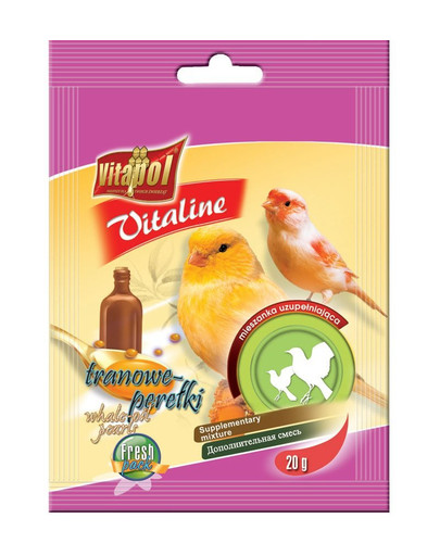 Vitaline tranowe perełki 20 g