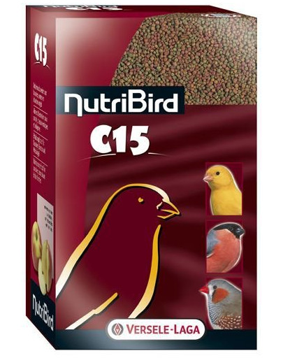 Nutribird c15 maintenance 1 kg