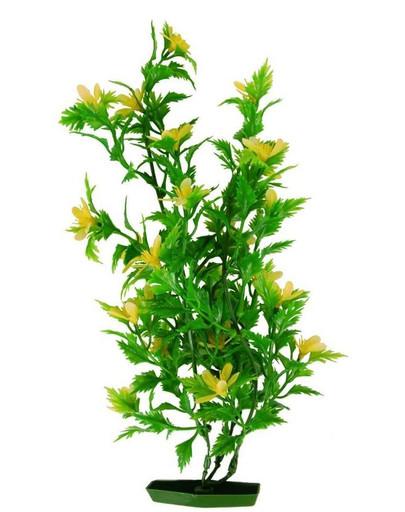 Rośliny sztuczne średnie 6szt/op.