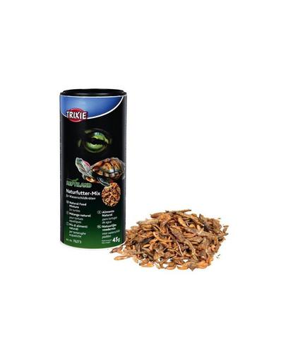 Karma naturalna dla żółwi wodnych 160 g / 1000 ml