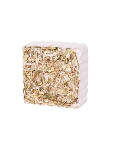 Wapienko dla gryzoni z trawami 80 g