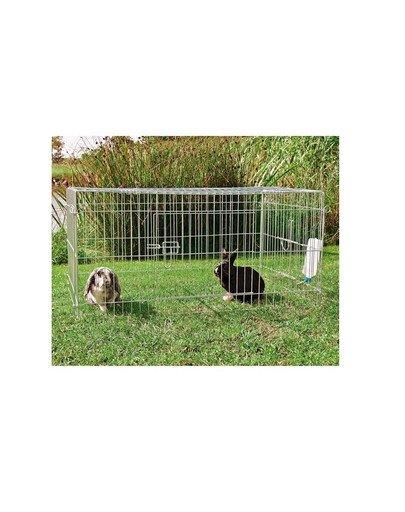 Klatka dla królika 116 x 54 x 76