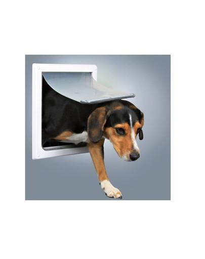 Drzwi dla psa S-M
