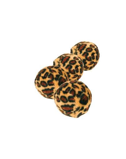Piłki leopard 4 szt.