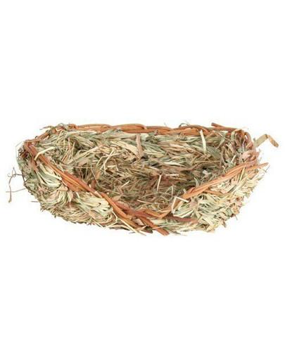 Łóżko z trawy dla królika 33 x 12 x 26 cm