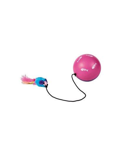 Piłka z silnikiem i myszką