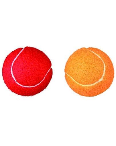 Zestaw piłeczek tenisowych  6 cm 2 szt