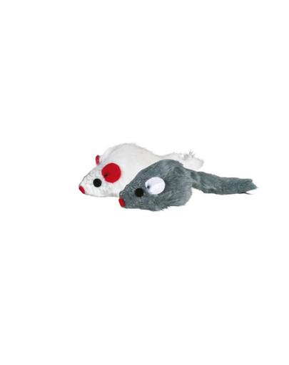 Mysz z kocimiętką 5 cm 6 szt.