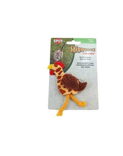 Zabawka dla kota kurczak