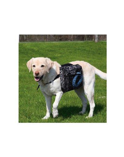 Plecak dla psa 28 x 18 cm czarny L