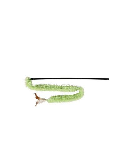 Wędka z pluszowym ogonem 48 cm