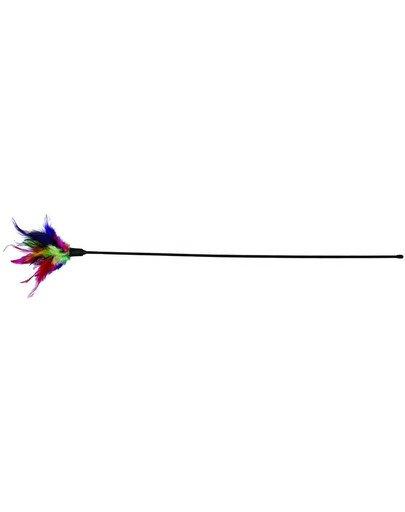 Piórka na patyku 50 cm