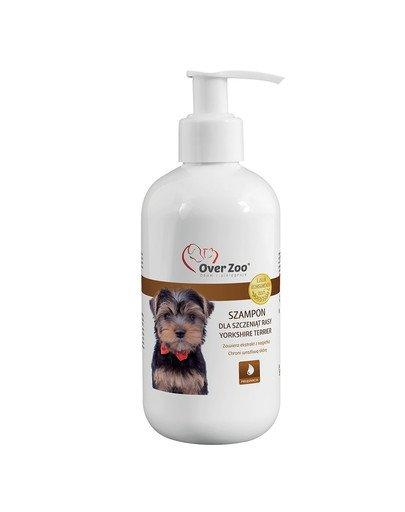 Szampon dla szczeniąt rasy yorkshire terrier 250 ml