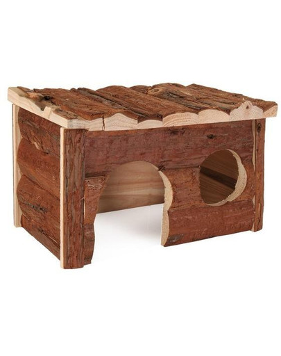 Domek dla gryzoni jerrik 40 x 23 x 20 cm