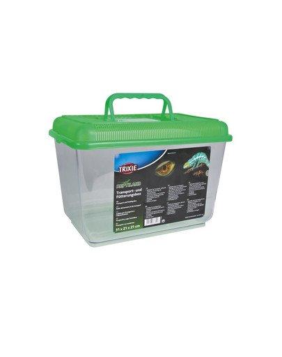 Box transportowy / na karmę 38 x 26 cm