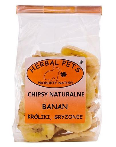 Chipsy bananowe 75 g