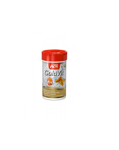 Acti goldvit 250 ml multi