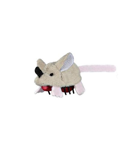 Zabawka dla kota ruchoma myszka 5.5 cm