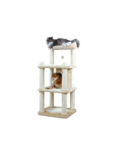 Belinda Scratching Post. 140 cm. Beige