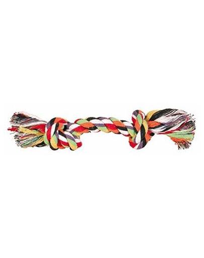 Zabawka sznur bawełniany 26cm kolor