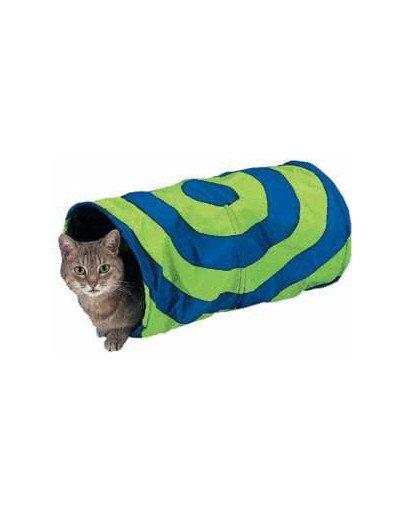 Tunel dla kota nylonowy 50 cm