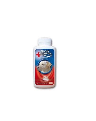 Super beno suchy szampon dla psów piel-reg 250 ml