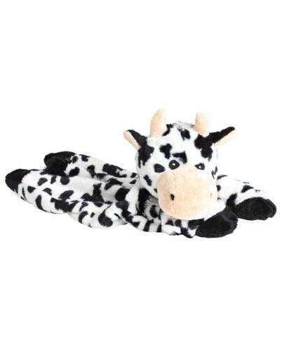 Zabawka krowa pluszowa. 48 cm