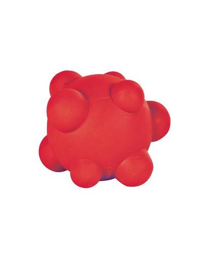 Piłka z naturalnej  gumy 7 cm