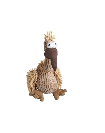 Zabawka sęp pluszowy  z  dźwiękiem 24 cm