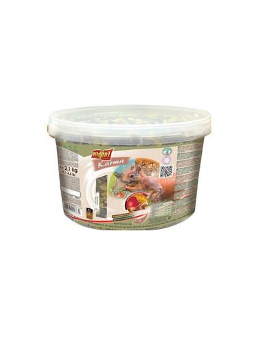 Pokarm dla wiewiórek 2.1 kg