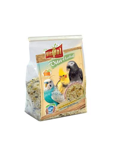 Ryż z owocami do gotowania dla ptaków 130 g